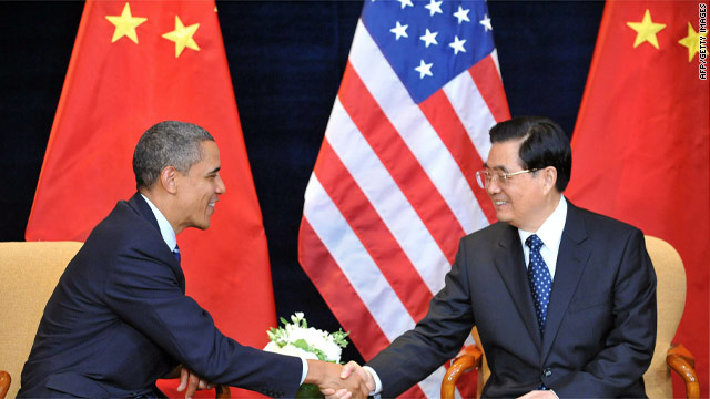 Remarks by President Obama and President Hu of China