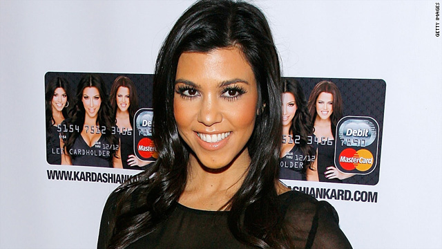 Kourtney Kardashian's got 'One Life to Live'