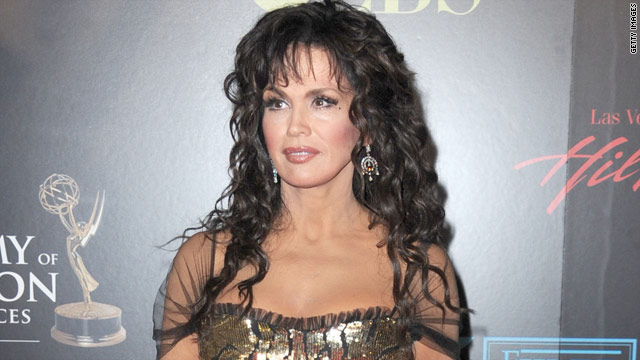 Marie Osmond talks about the death of her son