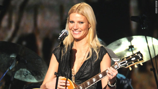 How did Gwyneth Paltrow do at the CMAs?