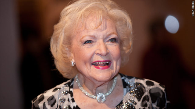 Betty White's dream of being a forest ranger comes true