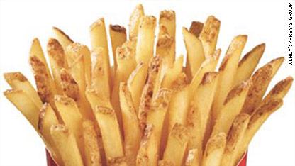 Wendys Serves Up New Fries