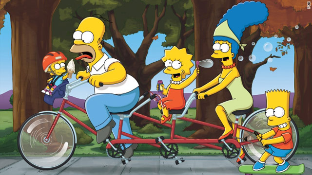 'Simpsons' set to surpass 500 episodes