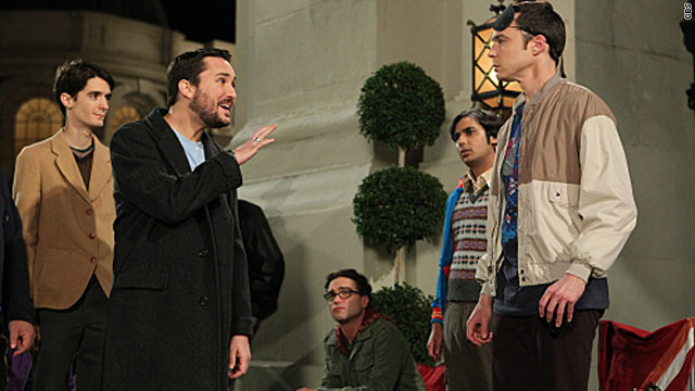 Wheaton rules once again on 'Big Bang Theory'