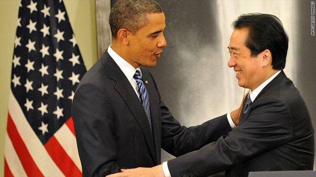 Remarks by President Obama and Japanese Prime Minister Kan