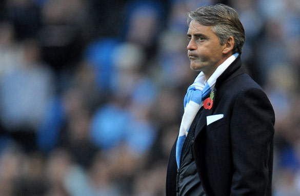 Roberto Mancini's men failed to impress with another 0-0 draw against Birmingham City on Saturday.