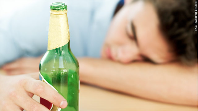 Teen brain more prone to drug, alcohol damage
