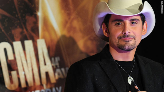 Brad Paisley's CMA song to be his next single