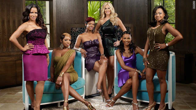 Let's dance 'Real Housewives of Atlanta'