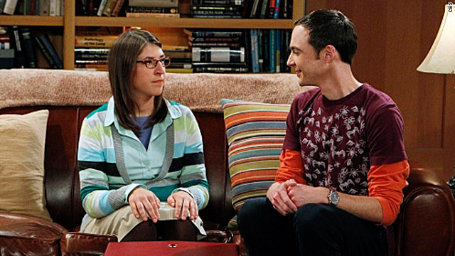 Mayim Bialik's now a 'BBT' regular