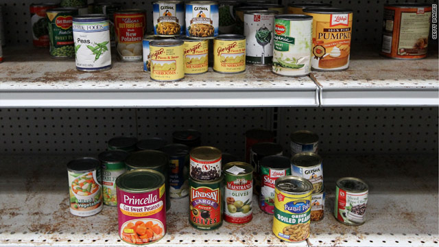 Nearly 15 percent of Americans face 'food insecurity'