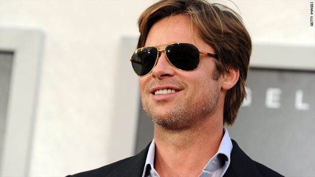 Brad Pitt wants to make the Chilean miners movie