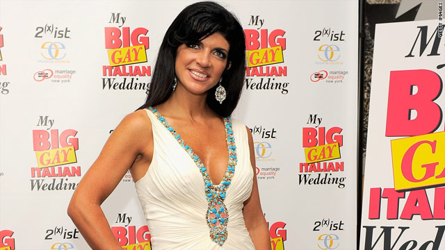 Jersey 'Housewife' Teresa has tips for 'having it all'