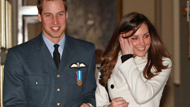 Prince William Gives Dianas Ring To Fiancee Kate Middleton Cnn