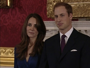 Britain's Prince William asked his girlfriend Kate Middleton to marry him