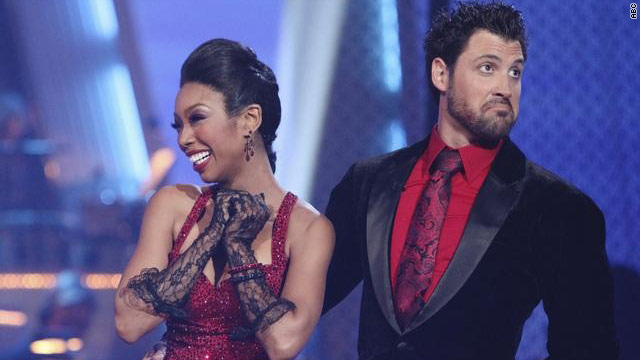 Brandy's 'DWTS' boot - anyone else 'outraged'?