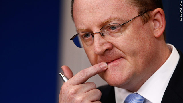Press briefing by press secretary Robert Gibbs