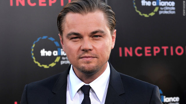 Leo DiCaprio: Saving tigers one tweet at a time