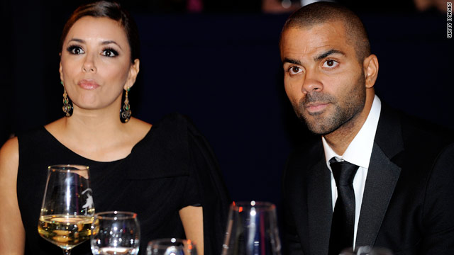 Why did eva longoria get divorced