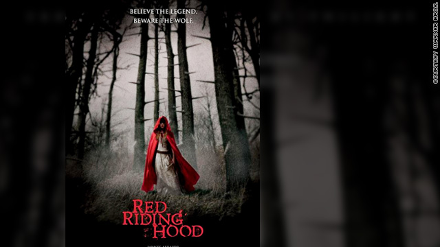 Trailer Park: 'Red' is for 'Riding Hood,' 'Green' is for 'Lantern'