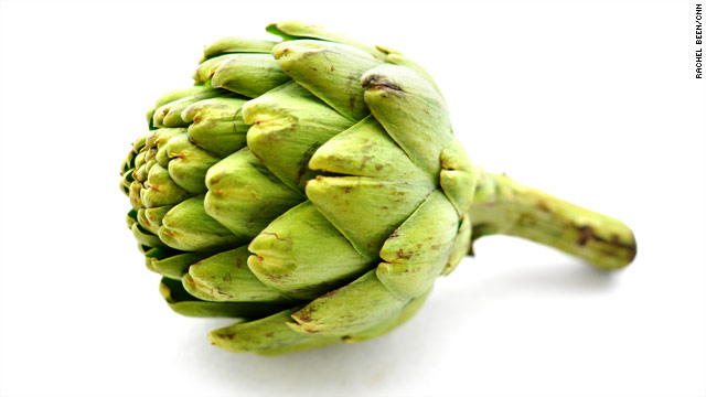 For the record: how to eat an artichoke