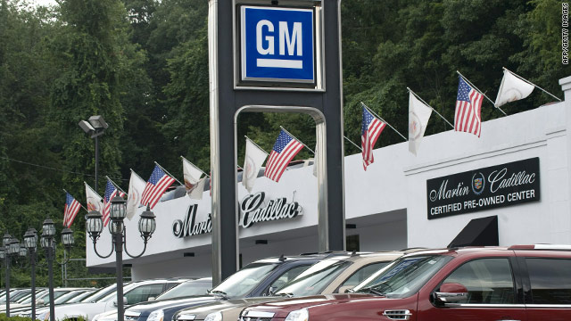 Obama to talk about GM