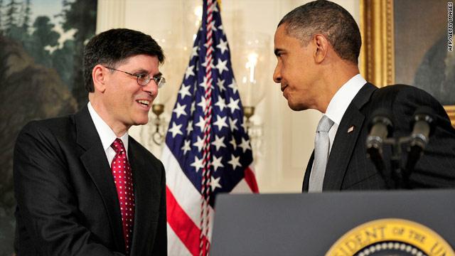 Obama on Jack Lew