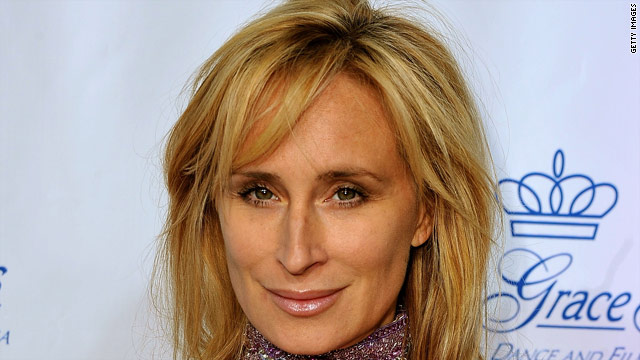 NYC 'Housewife' Sonja Morgan's got money woes