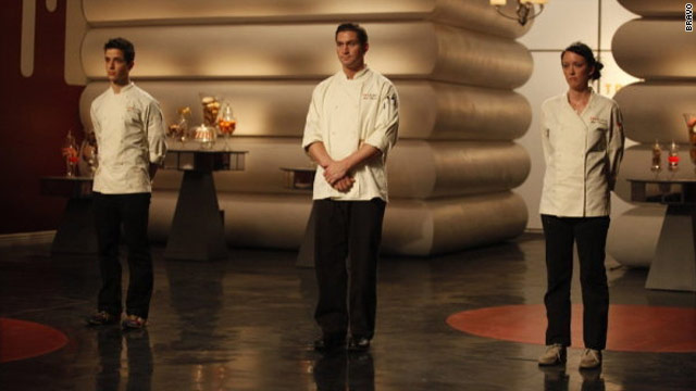 'Top Chef: Just Desserts' serves up a sweet finale