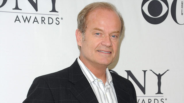 Kelsey Grammer heads back to weekly TV