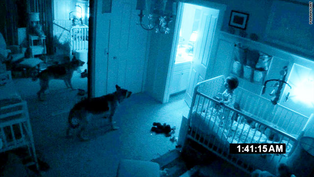 &#039;Paranormal Activity 3&#039; slated for October 2011