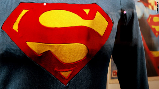 You could be the next Superman