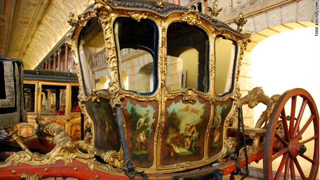 Images of Lisbon: Museum of Coaches