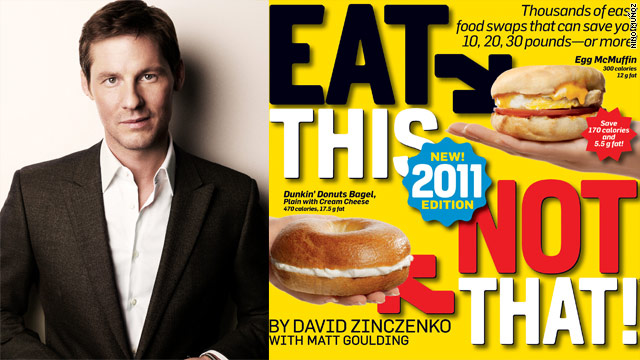 5@5 - 'Eat This! Not That!' author David Zinczenko