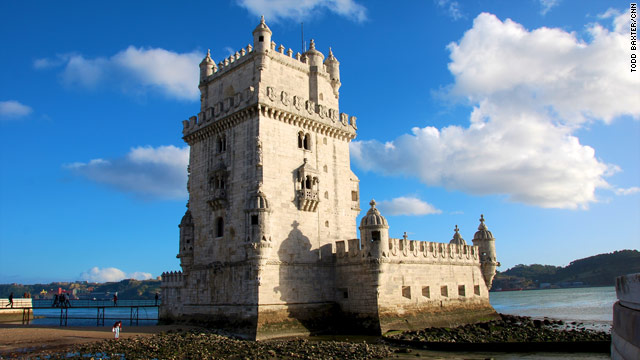 Images of Lisbon: Tower of Belem
