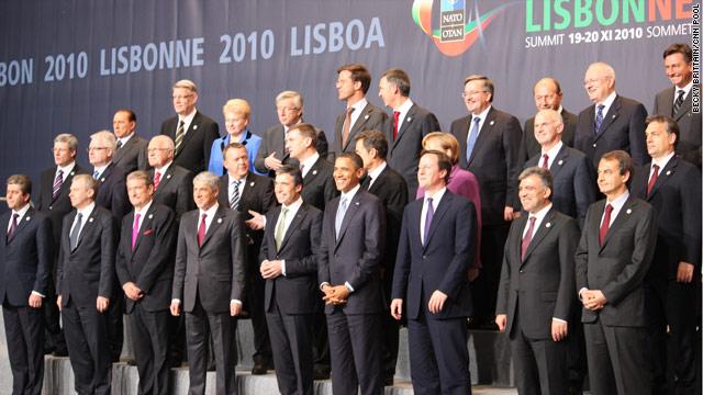 NATO Family Photo
