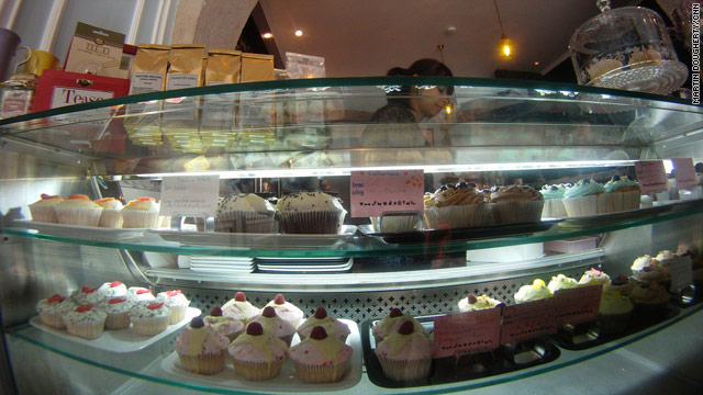 Images of Lisbon: Cupcakes