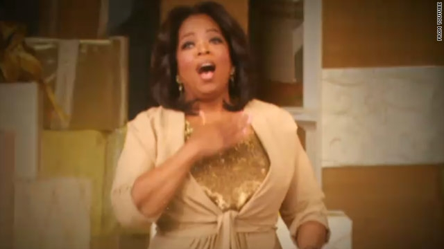 Oprah's 'Ultimate Favorite Things': Part II