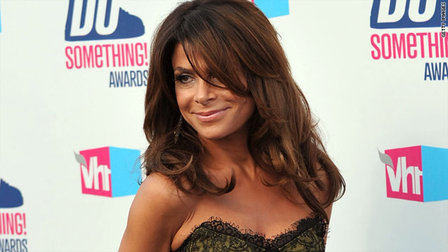 Paula Abdul launches casting website