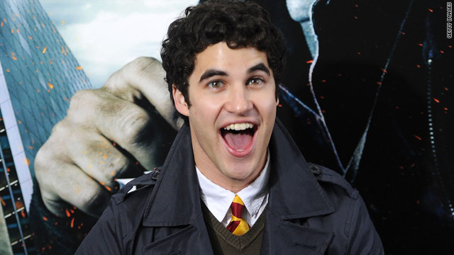 Darren Criss: From 'Potter' fan to invited guest