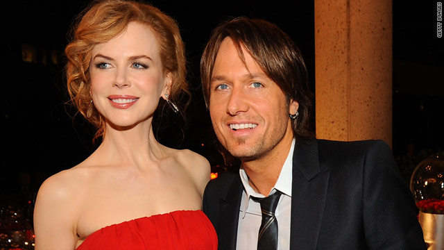 Keith Urban: Nicole Kidman brings me to my knees