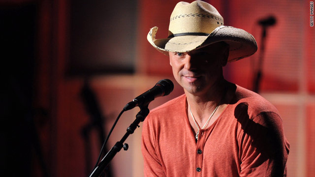 Kenny Chesney concert sells out in 8 minutes