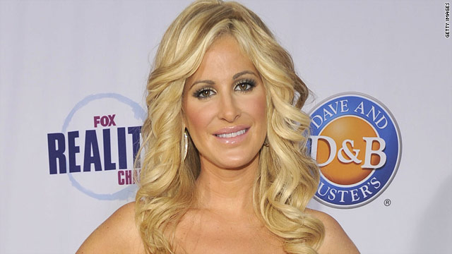ATL 'Real Housewife' Kim Zolciak: I'm pregnant