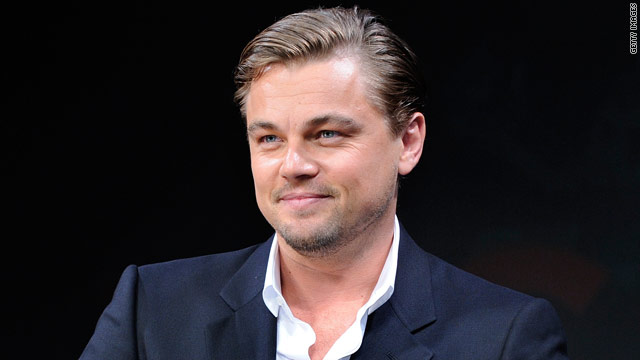 Leo DiCaprio was a passenger on the troubled Moscow-bound jet