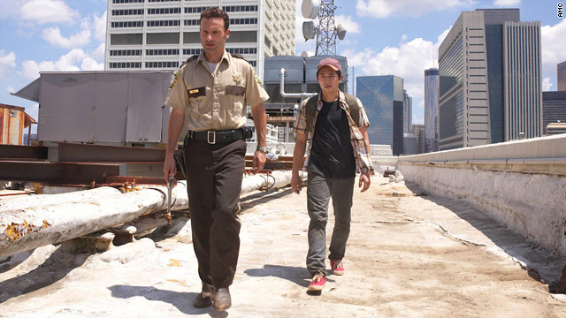 Tragedy strikes on 'The Walking Dead'