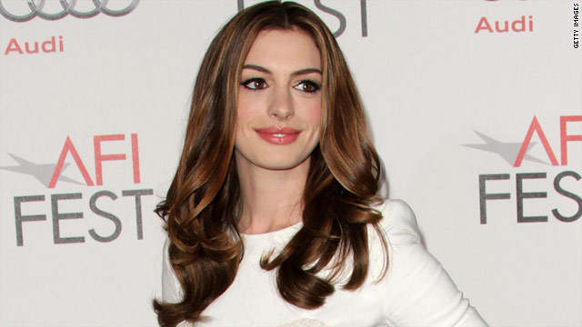 Anne Hathaway: 'SNL' character wasn't really Katie Holmes