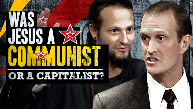 Was Jesus a communist or a capitalist?