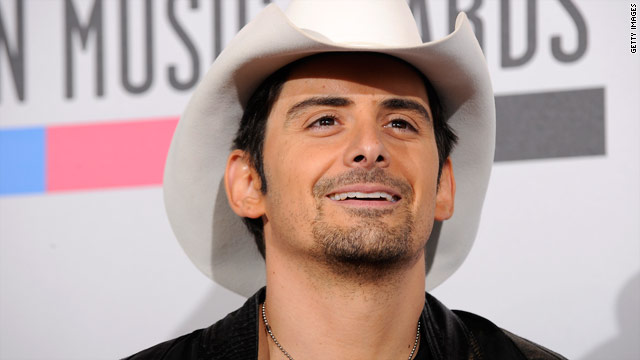 Brad Paisley's going to get his payback