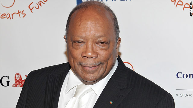 Quincy Jones unleashes on Kanye, new MJ album