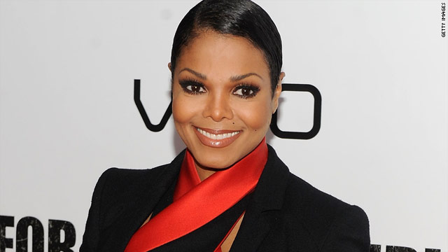 Janet Jackson headed on her largest world tour